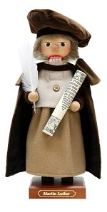 Martin Luther<br>2017 Ulbricht Nutcracker